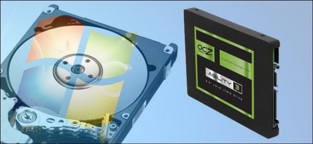 Migrate Windows 7 To SSD