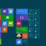Windows 8 Metro UI Control Panel