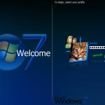 Custom Logon Screen Windows 7