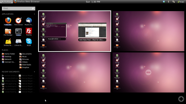 Ubuntu GNOME Shell How To Install And Use GNOME Shell In Ubuntu