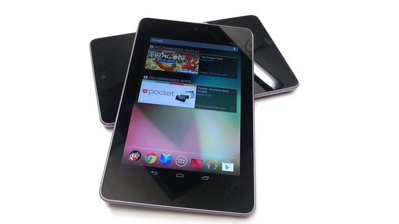 Apple's iPad Vs. Google Nexus 7