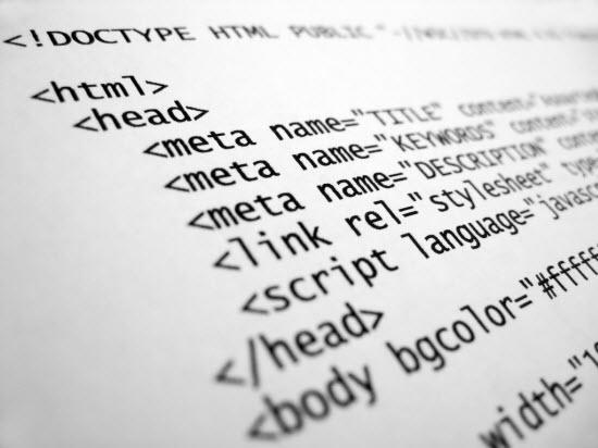 Create HTML File
