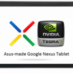 Google Asus Nexus Tablet