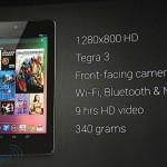 Google Nexus 7 Tablet 10