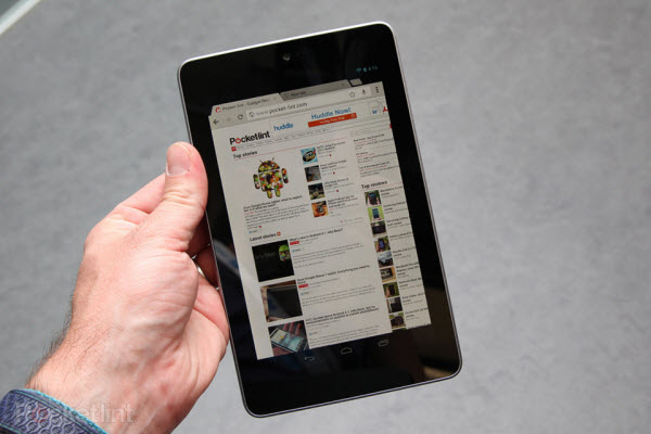 Google Nexus 7 Tablet1 Google Nexus 7 Tablet Heading To Retail Store: Andy Rubin