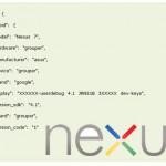 Google Nexus Tablet Android Jelly Bean