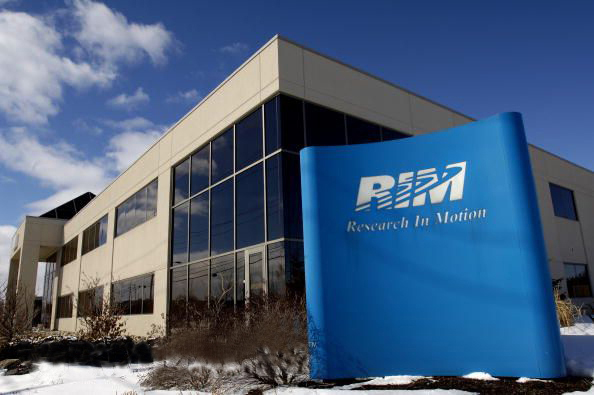 RIM Faces $147 Million Fine for Patent Infringement