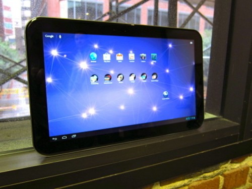 Is Bigger Better in the Tablet Market? Toshiba Thinks So