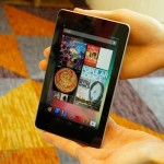 Nexus 7 Tablet Hands On 1
