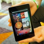Nexus 7 Tablet Hands On 2