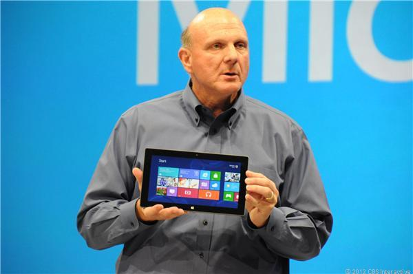 Windows 8 Surface Tablets to Target Corporate Markets
