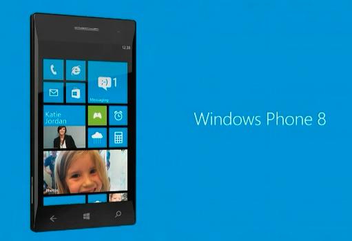 Windows Phone 8 Apollo Start Screen
