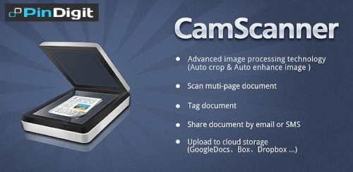 Camscanner Android App