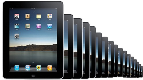 Apple's iPad to Increase Market Lead as Tablet Industry Explodes