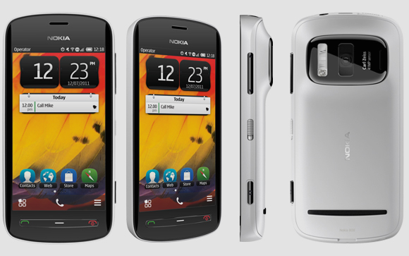 41-Megapixel Nokia 808 PureView Coming to Amazon US - $699 Contract-Free