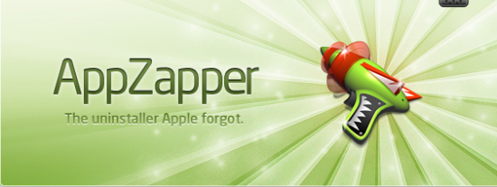 AppZapper -The uninstaller Apple forgot
