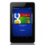Google Wallet Nexus 7
