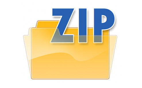 Zip A File In Windows 7