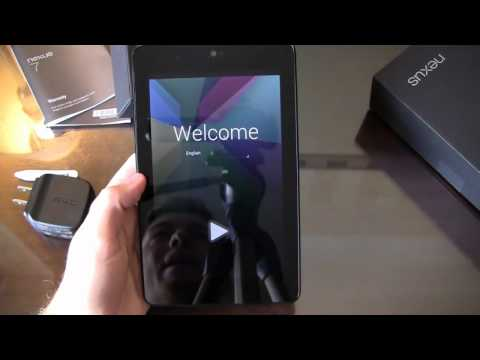 Video thumbnail for youtube video Google Nexus 7: A Google Approach To Get Everyone An Android Tablet - PinDigit