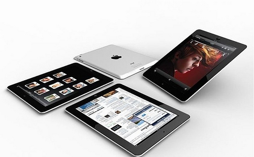 Tablet Market Popularity Pinching PC-Makers Hard