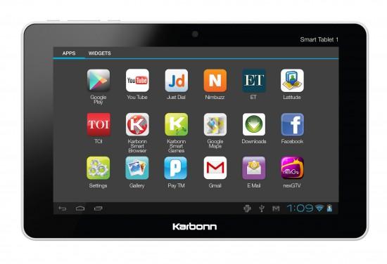 Karbonn Smart A1 Tablet