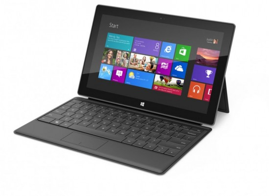Microsoft Surface 2 in Rumor