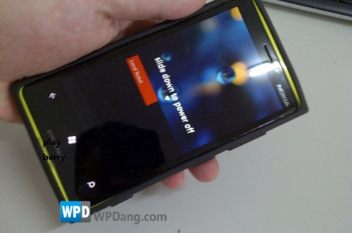 Nokia Windows Phone 8 Prototytpe [Fake]