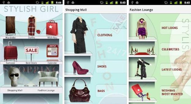 Stylish Girl – Fashion Closet Android App