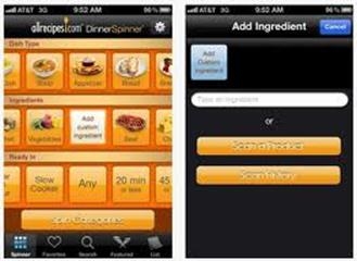 All Recipes android app