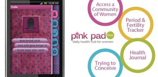 Pink Pad Android App