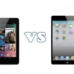 Google Nexus 7 Tablet Vs Apple iPad Mini