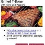 Omaha Steaks Steak Time android app