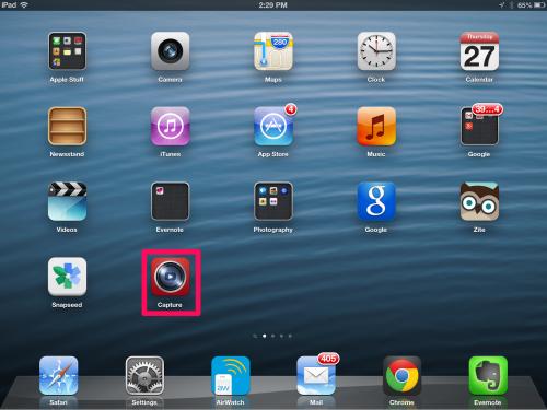 Record Screencasts On iPad