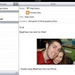 blogpress ipad app