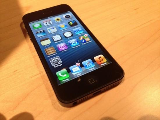 iPhone 5 - Screen