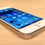 iPhone 5 white gorgeous