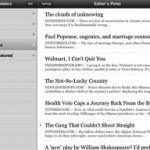 instapaper pro app for ipad