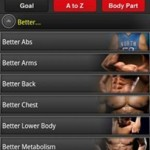 men health workout android app