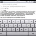 wordpress app for ipad