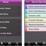 Use OneNote as iPhone Task Manager