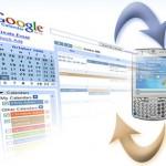 google calendar sync on android, ios, wp