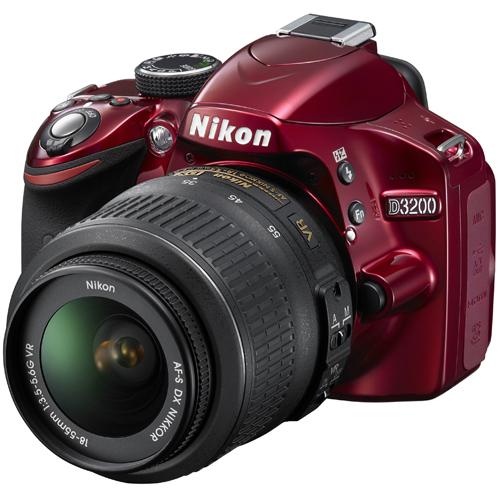 nikon-d3200-red-18-55mm-1