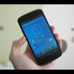 Video thumbnail for youtube video Review: Google Nexus 4 - PinDigit