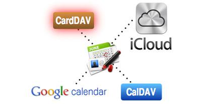 BlockCardDAV