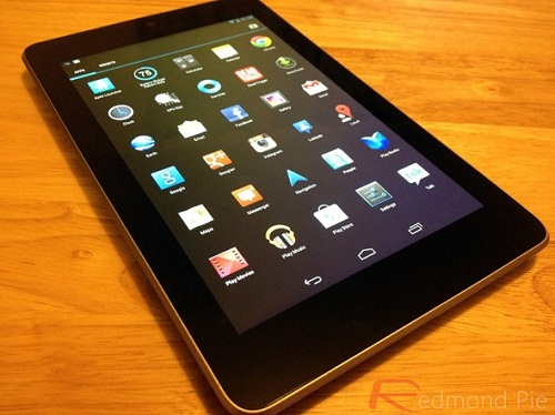 Nexus 7 Review:Google Nexus 7