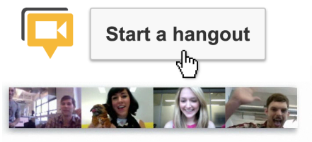 Start a Hangout Add to Your Business Productivity with these 3 Google Tools