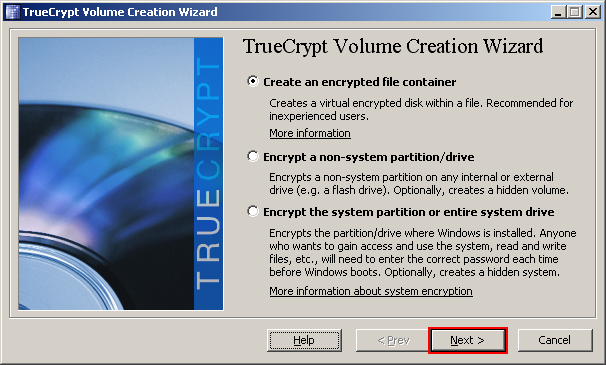tutorial v6.1a 02 How to Encrypt Using TrueCrypt