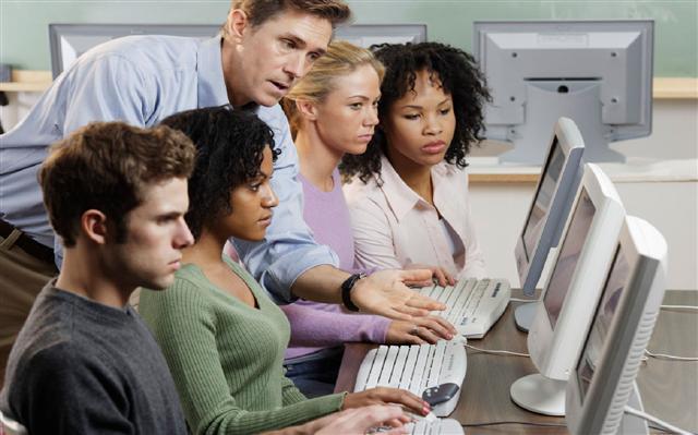 Работы связанные со стажировкой обучением