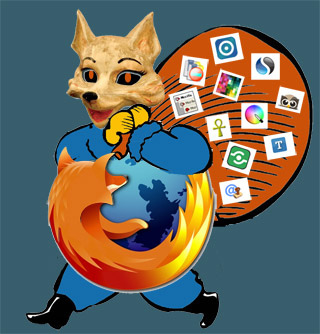 Firefox Addons Improve the Firefox Experience by Adding Features from Other Browsers