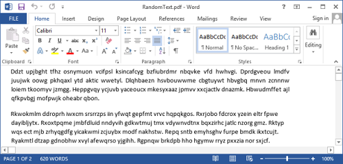 PDF to word How To Covert Text From PDF Into Word Document For Editing